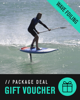 GIFT VOUCHER - Wave Foiling Introduction Package