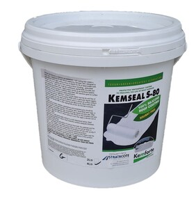 Kemseal S-80 4L Liquid Silicone Membrane in Grey or White