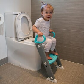 Moose Step-on-Up Toilet Trainer Seat