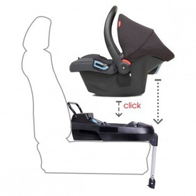 Universal Car Seat Base for Protect & Alpha