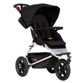 Mountain Buggy urban jungle™ buggy + free raincover+suncover +food tray worth $127