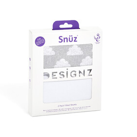 SnuzPod 2 pack Sheet Set ( will ship mid to end September)
