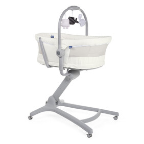 Chicco Baby Hug 4-in-1 White Snow