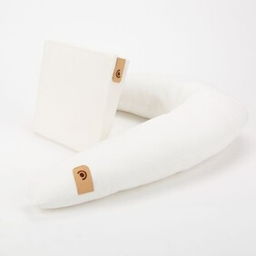 cuddleco Organic Cotton 2PK Support Pillow And Wedge
