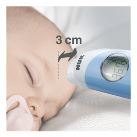 Nuk Fever Flash Thermometer