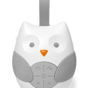 Skip Hop Stroll & Go Portable Baby Soother - Owl