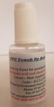 PPC Powdercoating Touch Up Bottles