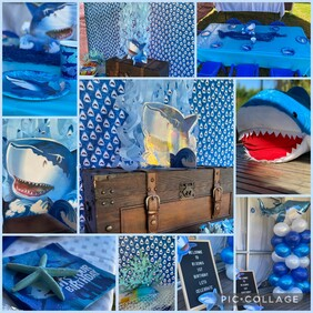 Shark Party Package