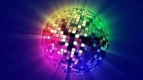 Disco Light Package