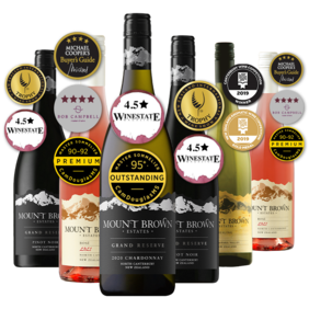 North Canterbury Wine Collective 6 pack