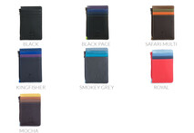 1206 Men's Credit Card Holder with Coin Purse