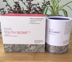 Advanced Nutrition Programme Acne Duo (ACCUMAX + YOUTH BIOME)