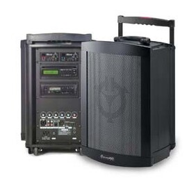 Sound System & Microphone