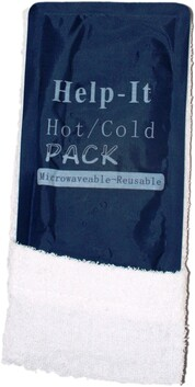 Reusable Hot/Cold Pack with Small Towel