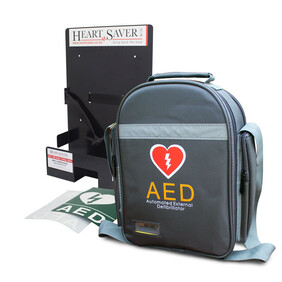 Heart Saver AED7000 package