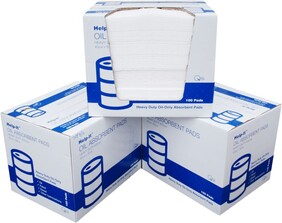 Help-It Absorbent Oil Pad 400gsm