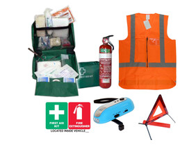 Vehicle Safety Pack Combo