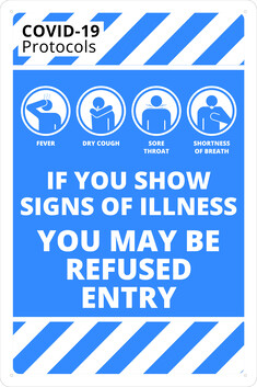 You May Be Refused Entry