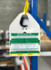 Plastic Scaffolding Tag only (Fits PSTH Holder)