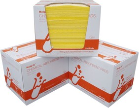 Help-It Chemical Absorbent Pads 400gsm