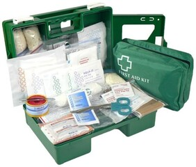 Office First Aid Kit (1-5 Person)