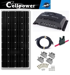 E- CP-100 complete kit with SOL10 controller