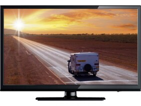 """A - RV Media 19"""" TV built in DVD and freeview 12 volt"""