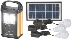 H- Solar Charging and Lighting System MB3699