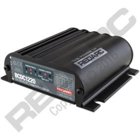 X- Smart charger DC to DC REDARC BCDC1220