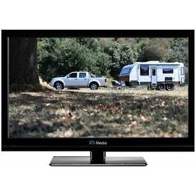 """B - RV Media 24"""" Smart TV built in DVD and freeview 12 volt"""