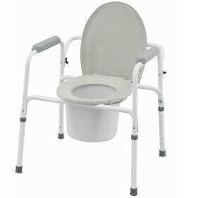 3-in-1 Bexley Commode