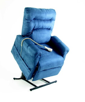 Pride Lift Out Chair C-6,  Twin Motor