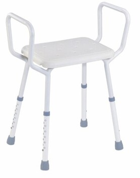 Shower Stool with Arms