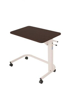 U-Base Table with Non-Recessed Top