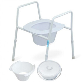 WEEKLY HIRE: BedSide Commode