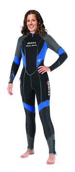 Seal Skin Wetsuit - She Dives