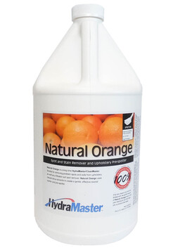 Hydramaster Natural Orange Upholstery Stain Remover