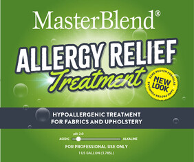 MasterBlend Allergy Relief Treatment