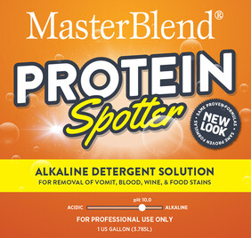 MasterBlend Protein Spotter