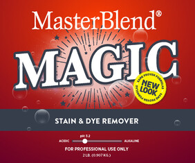 MasterBlend Magic Stain and Dye Remover