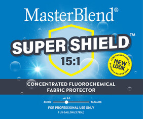 MasterBlend SuperShield Carpet & Upholstery Protector 15:1
