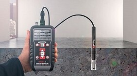 TRAMEX Hygro-i2® Probe Electronic Interface Cable