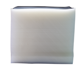 """Hydro-Force, 3""""x3"""" Plastic Pads Clear"""