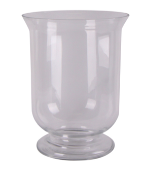 French Country Bell Shaped Hurricane - Medium