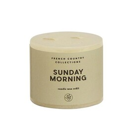 French Country Sunday Morning Wax Candle Refill