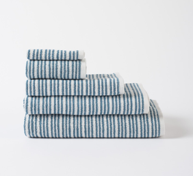 Citta Pierre Terry Towel Collection - Cod/Chalk