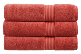 Christy Hygro Towel Collection Coral