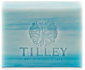 Tilley Hibiscus Flower Pure Vegetable Soap - 100g