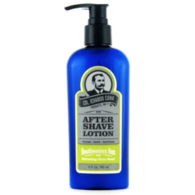 Conk Southwestern Citrus After Shave Lotion - 180ml