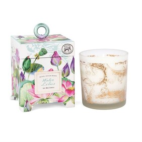 Michel Water Lilies Candle - 184g